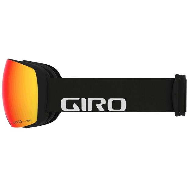 Giro Contact Uimalasit, musta