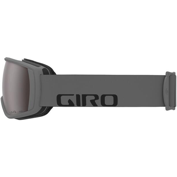 Giro Balance Masque Homme, grey/vivid onyx