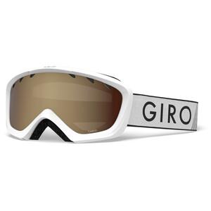 Giro Chico Goggles Kinder weiß weiß