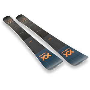 Völkl Secret 92 ski Dame Svart/Orange Svart/Orange