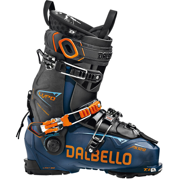 Dalbello Lupo AX 120 ID Ski Shoes Herr Blue