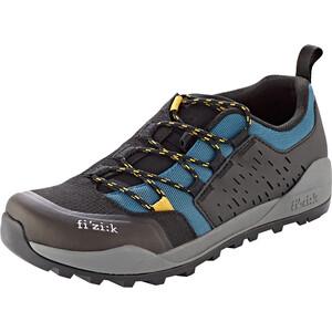 Fizik Terra Ergolace X2 MTB Shoes ブルー/ブラック