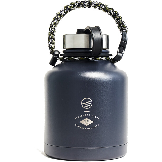 United By Blue Mountains Are Calling Edelstahl Growler 945ml navy