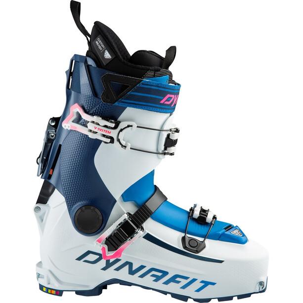 Dynafit Hoji PU Ski Boots Dam white/poseidon