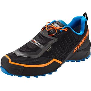 Dynafit Speed MTN GTX Shoes Men black/mykonos blue black/mykonos blue