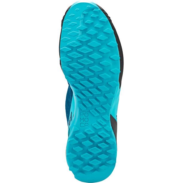 Dynafit Speed MTN GTX Chaussures Femme, Bleu pétrole/turquoise