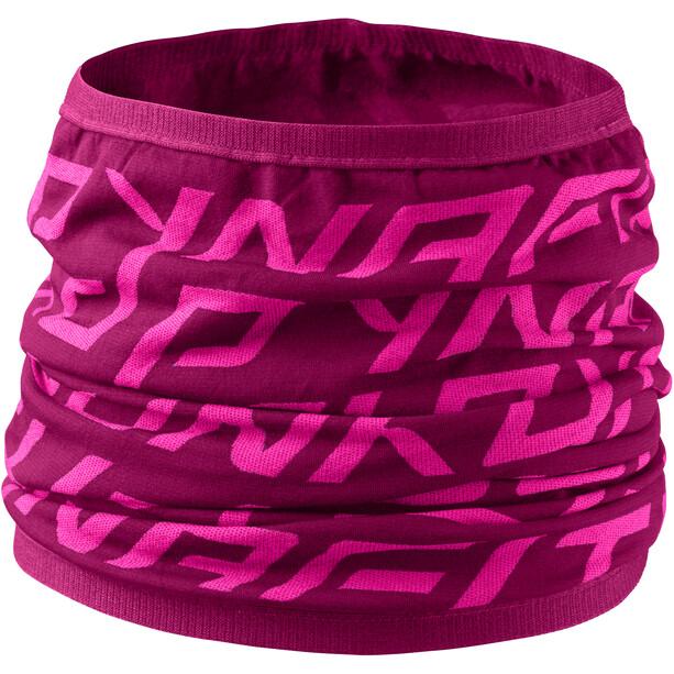 Dynafit Performance Dryarn Neck Gaiter fluo pink