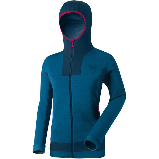 Dynafit FT Pro Thermal PTC Hoody Damen mykonos blue
