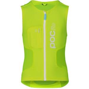 POC POCito VPD Air Protektor Weste Kinder fluorescent yellow/green fluorescent yellow/green