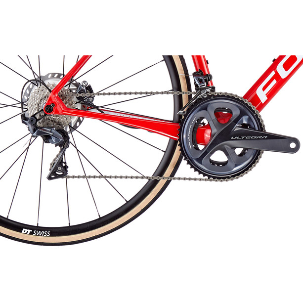 FOCUS Izalco Race Disc 9.8 fire red