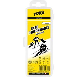 Toko Base Performance HydroCarbon Wachs Yellow 120g