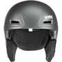 UVEX Jimm Helm black-anthracite mat