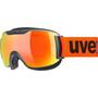 black mat/colorvision orange energy