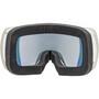 UVEX Compact FM Goggles prosecco mat/fullmirror orange