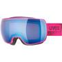 pink mat/fullmirror blue