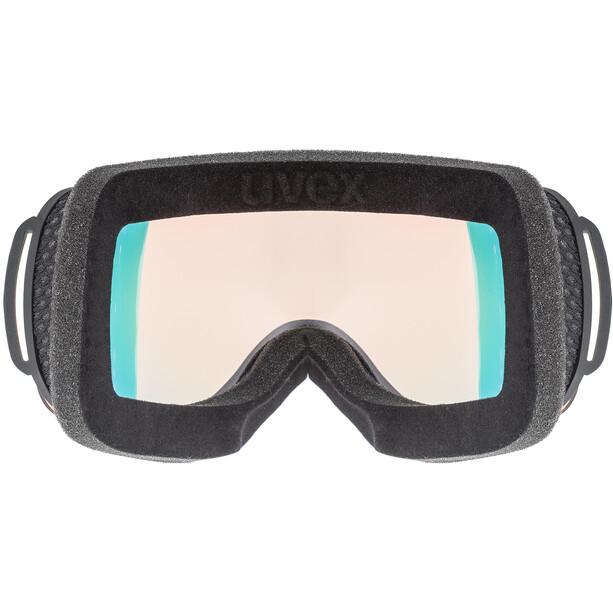 UVEX Downhill 2000 V Goggles black mat/variomatic rainbow