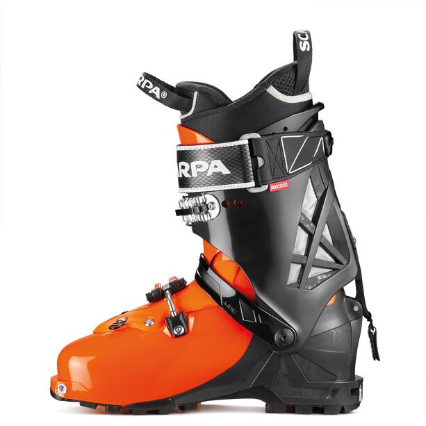 Scarpa Maestrale Skitouring Shoes Orange-Anthracite