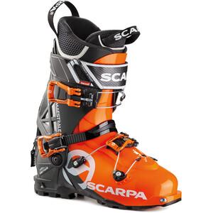 Scarpa Maestrale Skitouring Shoes Orange-Anthracite Orange-Anthracite