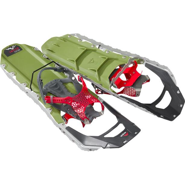 MSR Revo Ascent 25 Snowshoes Herr olive