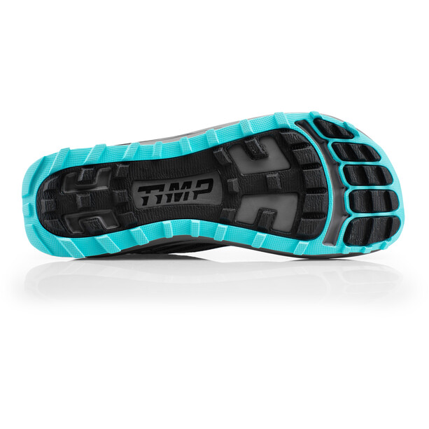 Altra Timp 1.5 Trail Running Shoes Herr Gray/Blue