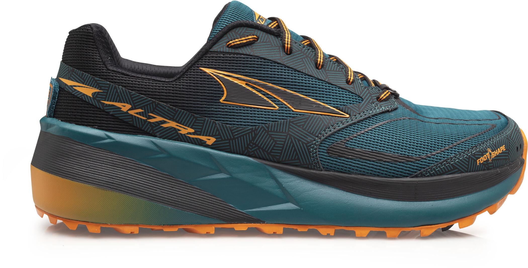 Altra Olympus 3.5 Trail Running Shoes Herr greenorange
