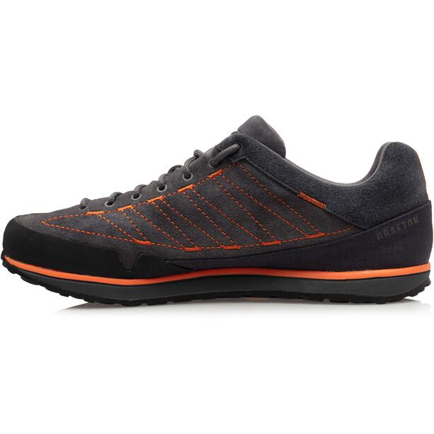 Altra Grafton Shoes Herr black/orange