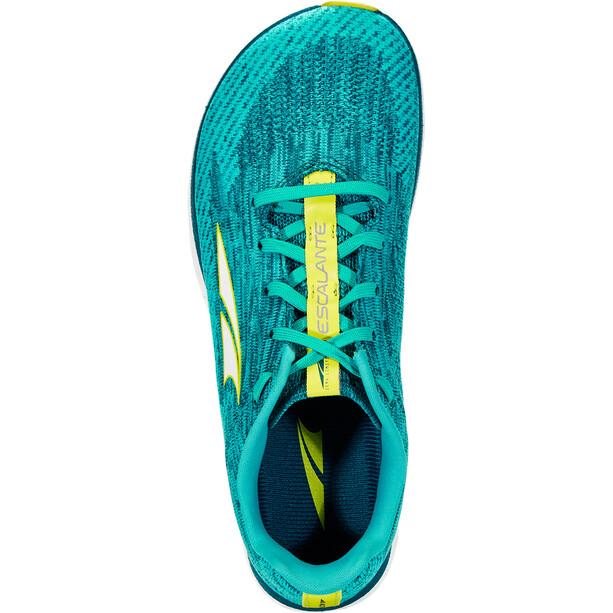 Altra Escalante 2 Running Shoes Dam teal/lime