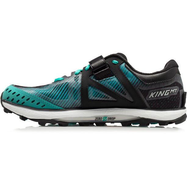 Altra King MT 2 Running Shoes Dam teal/black