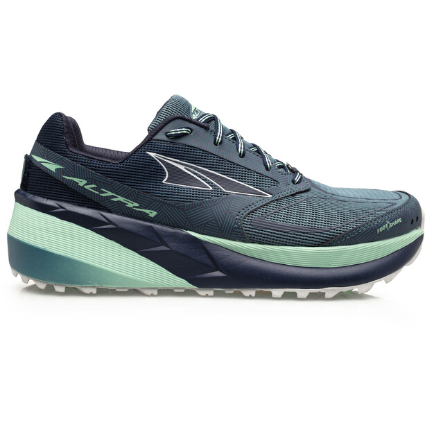 Altra Olympus 3.5 Trail Running Shoes Dam blue/green