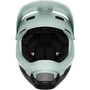 POC Coron Air Spin Helm apophyllite green/uranium black