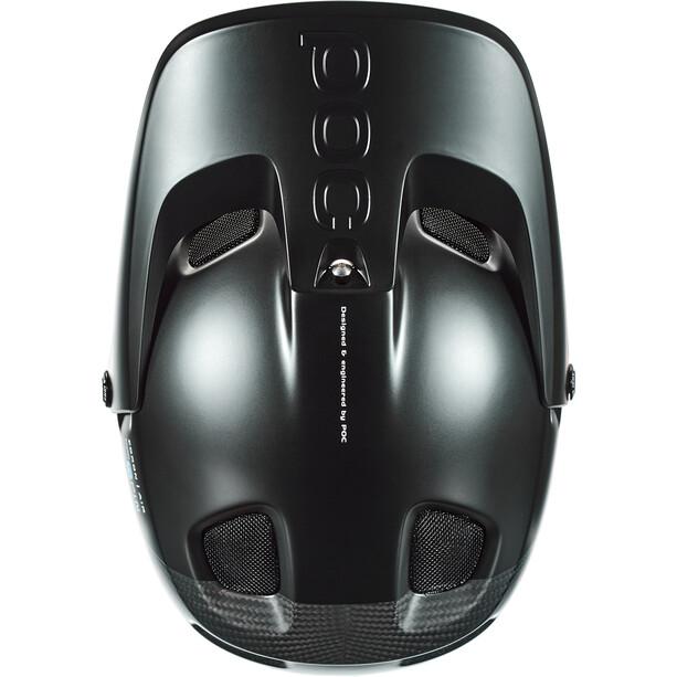 POC Coron Air Carbon Spin Kypärä, musta