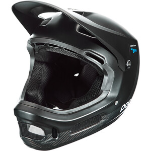 POC Coron Air Carbon Spin Helm carbon black carbon black
