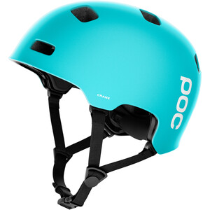 POC Crane Helm kalkopyrit blue matt kalkopyrit blue matt
