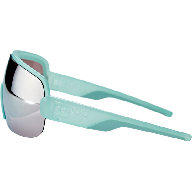 POC Aim Solbriller, grøn/sølv