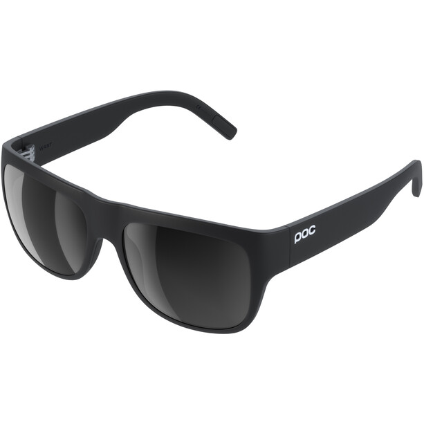 POC Want Polarized Sonnenbrille schwarz