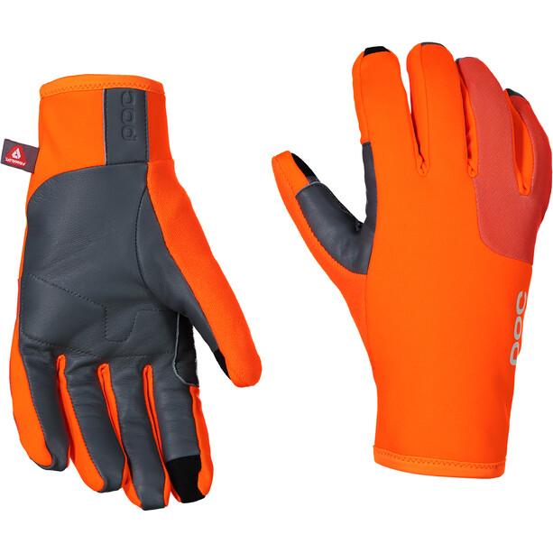 POC Thermo Handschuhe zink orange