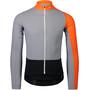 granite grey/zink orange