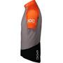 POC Essential Road Trikot Herren granite grey/zink orange
