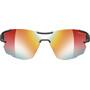 Julbo Aerolite Zebra Light Sonnenbrille Damen black/red/multilayer red