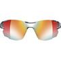 Julbo Aerolite Zebra Light Sonnenbrille Damen grey/yellow/multilayer red