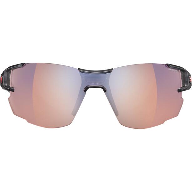 Julbo Aerolite Zebra Light Sonnenbrille Damen schwarz/blau