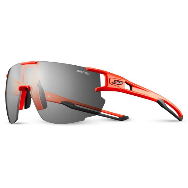 Julbo Aerospeed Segment Light Red Sonnenbrille orange/black