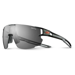 Julbo Aerospeed Segment Light Red Sonnenbrille black/grey black/grey