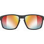 Julbo Stream Reactiv Performance Sonnenbrille Herren schwarz/rot