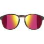 Julbo Elevate Spectron 3CF Sonnenbrille brown/rosa/multilayer rosa