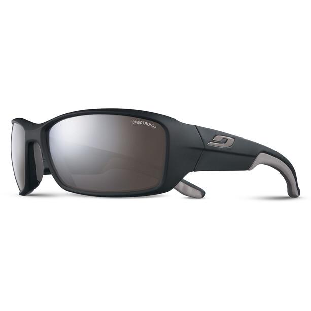 Julbo Run Spectron 3+ Sonnenbrille Herren matt black/grey/grey flash silver