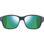 Julbo Powell Spectron 3 CF Lunettes de soleil Homme, matt black/green/multilayer green