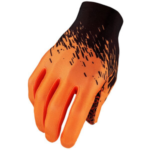 Supacaz SupaG Twisted Handschuhe black/neon orange black/neon orange