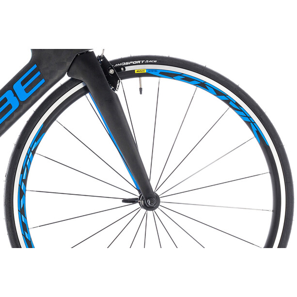 Cube Aerium Race carbon'n'blue