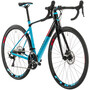 Cube Axial WS GTC Pro Dam lightblue'n'red